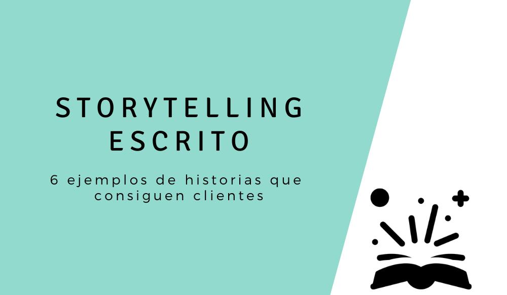 storytelling ejemplo escrito